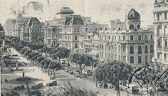 Central Avenue, Rio de Janeiro, Brazil