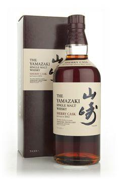 Yamazaki Sherry 2012 - Master of Malt
