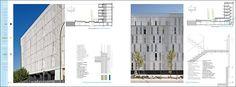 Construction details. DOSMASUNO ARQUITECTOS. Dwellings in Madrid. Spain #housing #vivienda DENSITY SERIES Published in HoCo Density Housing Construction and Costs http://aplust.net/tienda/libros/Serie%20Densidad/HoCo%20%28Density%20Series%29/idioma/en/