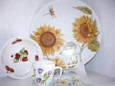 pintura sobre porcelana - Buscar con Google