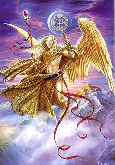 Beliefnet   Archangel-Raphael