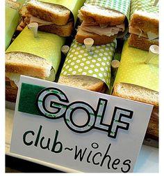 There's nothing like a good golf  club - wich...  @golfresortsclub #food #golf