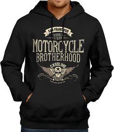 Bekleidung, Herren, Sweatshirts & Kapuzenpullover, Kapuzenpullover Biker, Ralph Lauren, Hoodies, Sweatshirts, Neue Trends, Rockabilly, Model, Sweaters, Vintage