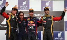 1 Sport Star: Vettel vince in Bahrain, Alonso ottavo