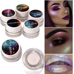 £0.99 GBP - Matte Eyeshadow Cream Eye Shadow Makeup/Palette/Glitter/Shimmer Uzlh #ebay #Fashion