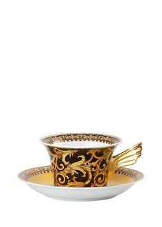 Barocco tasse thé