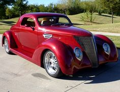 1937 Ford Coupe - $59,500.00 - by StreetRodding.com Buy, Sell, Trade at StreetRodding.com. Classic car, Muscle car, Street Rod