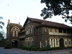 Fergusson College : my college in Pune