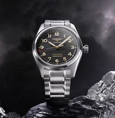 Longines - Spirit Titanium   Time and Watches   The watch blog