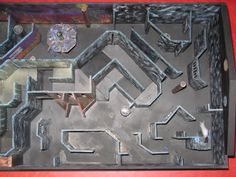 laser tag arena - Google Search