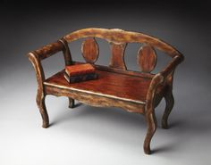 Bench - CLOSEOUT | Butler Specialty Company | Home Gallery Stores