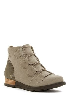 Major Lace Boot