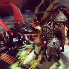 Miss #playmobil #toy #wizard #dragon #samurai #vsco