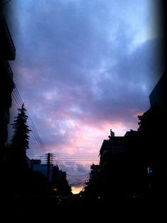 Πετρούπολη (Petroupoli) Athens, Four Square, Clouds, Celestial, Humor, Sunset, Places, Quotes, Outdoor