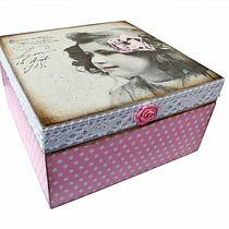 pudełko DLA KSIĘŻNICZKI , dodatki - przechowywanie