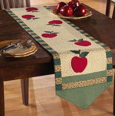 lindo caminho de mesa: