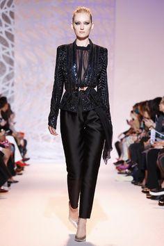 Zuhair Murad Couture Fall Winter 2014 Paris