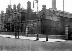 Balliol Road baths, Bootle.