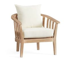Belmont Barrel Chair #potterybarn