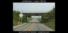underpass > paso inferior