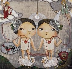 Carrie Chau - my favourite artist this week