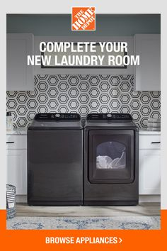 Modern Laundry Rooms, Laundry Appliances, Interior And Exterior, Interior Design, Moving Boxes, Small Laundry, New Homeowner, Washer And Dryer, Activewear