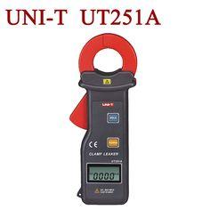 UNI-T UT251A Auto Range High Sensitivity Leakage Current Clamp Meter #Affiliate