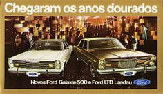 1974 Ford Galaxie 500 & LTD Landau (Brazil) | Flickr - Photo Sharing!