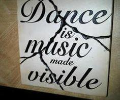 Dance....