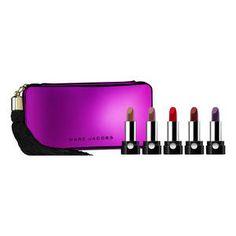Marc Jacobs Beauty-Up All Night Collection - Coffret Mini Rouges à Lèvres