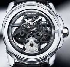What a great watch from Cartier.