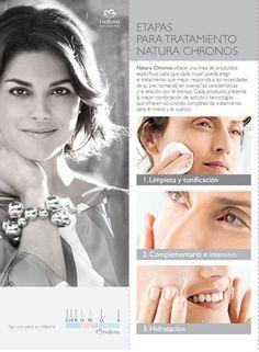 *Cosmeticos NATURA en Puebla*: PASOS PARA UN TRATAMIENTO ANTISEÑALES