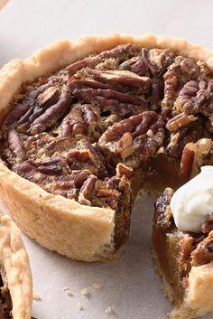 Lyle's Golden Pecan Mini Pies Recipe