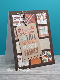 The best things in life are Pink.: Echo Park - My Favorite Fall - 28 cards from . - The best things in life are Pink.: Echo Park – My Favorite Fall – 28 cards from one paper - Scrapbooking, Scrapbook Cards, Scrapbook Generation, Echo Park Paper, Spellbinders Cards, Thanksgiving Cards, Holiday Cards, Paper Cards, Diy Cards