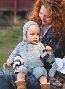 Neulo vauvalle villatakki – Katso ohje: Kotiliesi.fi - Knit gardie