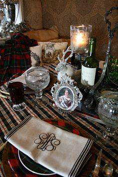 Romancing the Home: Lake Bluff Christmas Home Tour
