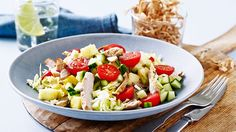 Mexicansk salat - slanke