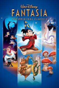 Kids movie collection: Fantasia