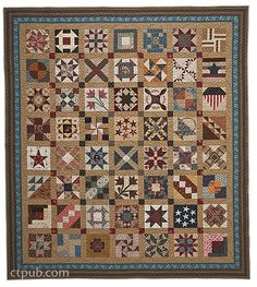 Barbara Brackman –– The Civil War era...chronicled by quilters' hands This remarkable book features fifty quilt blocks to commemorate the 150th anniversary of the Civil War, some of which were present More