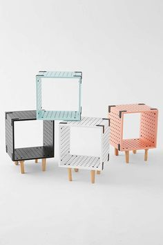 Urban Outfitters X Arts Thread: Modular Storage Unit on Behance