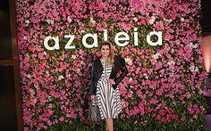 Nova coleção da Azaleia é lançada com Trend Talk durante São Paulo Fashion Week