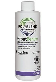 9 Best Polyblend Grout Renew Images Polyblend Grout