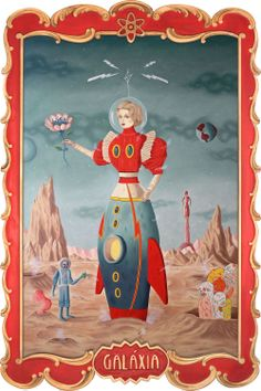 RAFAEL SILVEIRA   http://www.widewalls.ch/artist/rafael-silveira/ #fineart #popart #popsurrealism