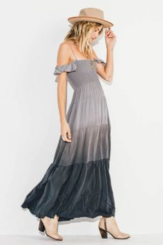 Angel Slipper Maxi Dress                           | Jen's Pirate Booty