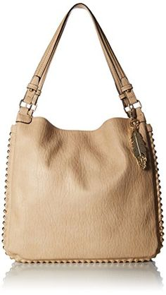Jessica Simpson Camile Tote Toasted Almond -- You can find more details by visiting the image link.Note:It is affiliate link to Amazon.