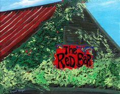 Best place in THE world to eat and listen to jazz...The Red Bar, Grayton Beach, Florida