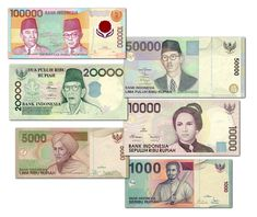 indonesia currency | Indonesian rupiah - Currency | Flags of countries