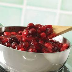 Cranberry Sauce: Buy It vs. Make It   I've made this for years every time   U can add something different for variety. this is simple and most of the time most people never go back to canned.