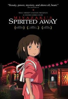 Spirited Away movies