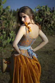 6b512448cc8 22 meilleures images du tableau Les robes de mariées champêtres de ...